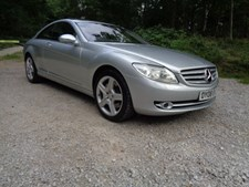 Mercedes-Benz CL Class 5.5 CL 500 Coupe 2d 5461cc auto
